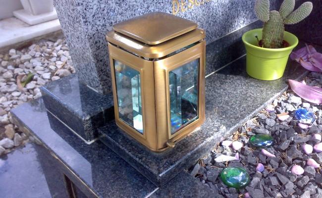 Lanterna-bronze